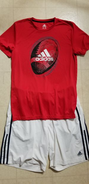Adidas size L (price firm) for Sale in San Marcos, CA