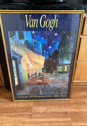Van Gogh painting poster print for Sale in Amelia Court House, VA