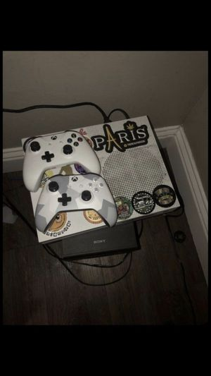 Xbox 1 one terabite for Sale in Hayward, CA