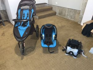 3in1 babytrend travel set for Sale in Gresham, OR