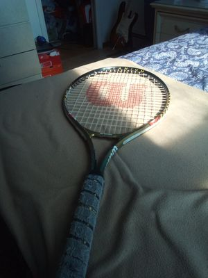 wilson tennis racket for Sale in Meriden, CT