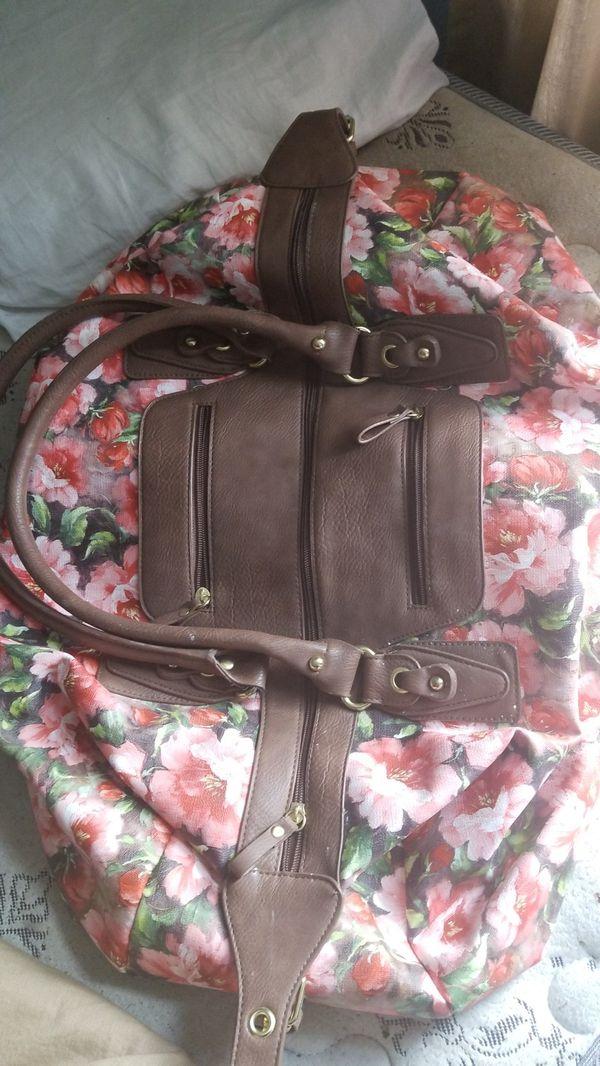 Duffle Bag Rose's