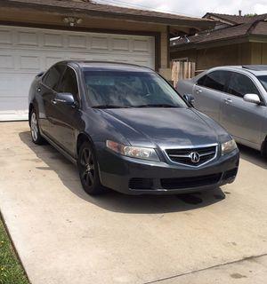 ❗️PART OUT❗️2004 Acura TSX Graphite Pearl K24 Suspension Interior Hood Bumper Headlights Navi for Sale in Rialto, CA