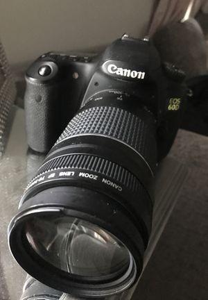 Canon EOS 60D for Sale in Atlanta, GA