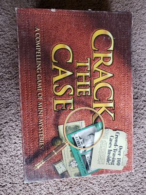 Crack The Case for Sale in East Wenatchee, WA
