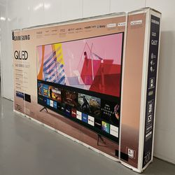 """2020 SAMSUNG 70"""" 4K QLED Q6DT HDR SMART TV! Delivery Available. 3 Month Guarantee. (QN70Q6DTAFXZA) for Sale in Phoenix,  AZ"""