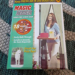 BRAND NEW MAGIC MESH SCREEN for Sale in Port St. Lucie, FL