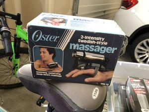 Vintage Oster Hand Massager for Sale in Sumner, WA