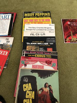 Vintage albums for Sale in Lockport, IL