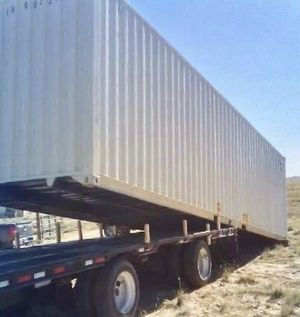 Amazing Deals on 40' HC Used Portable Storage Containers for Sale in Las Vegas, NV