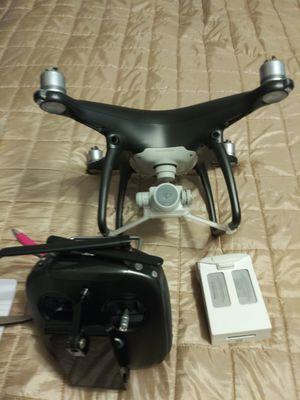 DjI phantom 4 drone black limited edition for Sale in South El Monte, CA