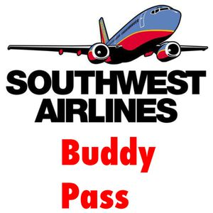 Buddy Pass (Airline Ticket) for Sale in Silver Spring, MD