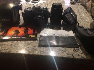 Ricoh KR 10 35mm SLR Vintage Camera for Sale in Richmond, VA