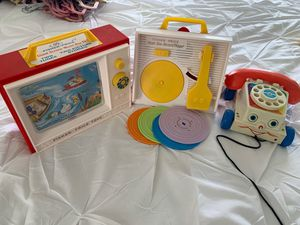 Fisher price classic kids toys for Sale in West Palm Beach, FL