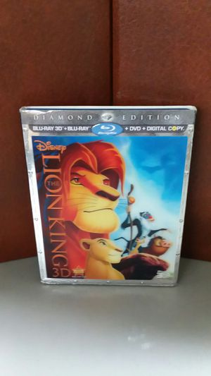 Disney The Lion King 3D for Sale in Mesa, AZ