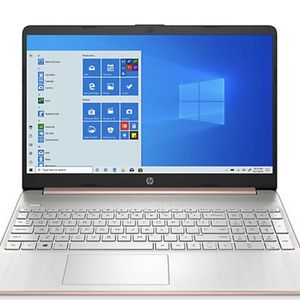 """HP 15"""" Rose gold Laptop for Sale in Sacramento, CA"""