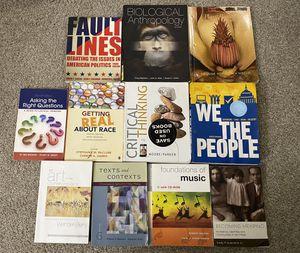 College books for Sale in Sacramento, CA
