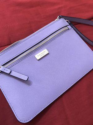 Kate Spade Wristlet (Lavender) for Sale in Wethersfield, CT