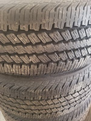2019 Ford f250 rims and tires for Sale in Cheyenne, WY