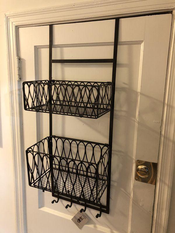 Over-the-door Storage Organizer