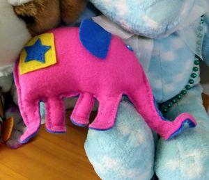 Elephant Stuffed Animal/ Handmade/Toy Plushies for Sale in Dunwoody, GA