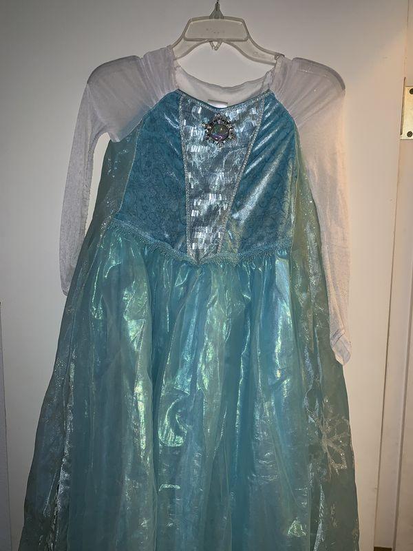 Elsa Disney Princess Dress