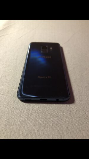 Carrier unlocked Samsung Galaxy s9 64GB for Sale in Houston, TX