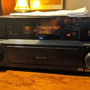 Pioneer Elite VSX-82TXS HDMI 7 channel receiver for Sale in San Diego, CA