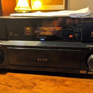 Pioneer Elite VSX-82TXS HDMI 7 channel receiver for Sale in San Diego, CA