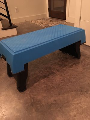 Exercise Stair Step for Sale in Nashville, TN
