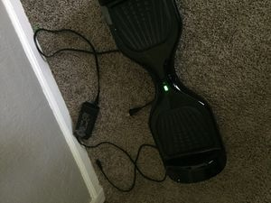 Hoverboard with charger for Sale in Little Rock, AR