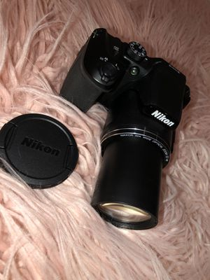 Nikon B500 camera! Perfect condition! for Sale in Jurupa Valley, CA