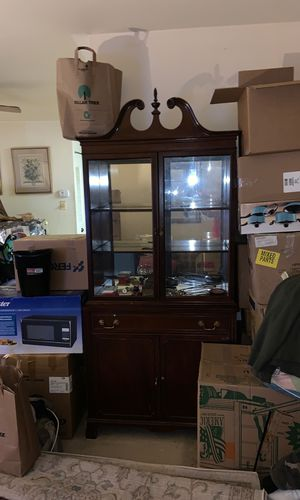 Small China Cabinet for Sale in Aspen Hill, MD