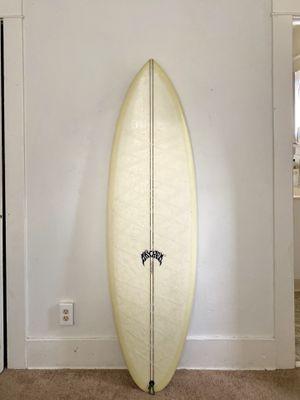 Lost cobra killer surfboard twin fin 5'10 32L for Sale in Redondo Beach, CA