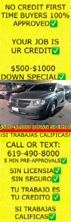 2013 Dodge Journey 🎉🤩🎊💯 for Sale in Chula Vista, CA