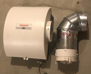 Honeywell whole house humidifier - Excellent shape - for Sale in Denver, CO
