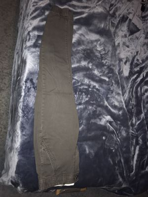 Charcoal black Levi Strauss chino pants 30W x 32L for Sale in Plain City, OH