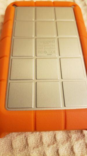 LACIE External portable hard drive 1 TB for Sale in Williamsburg, VA