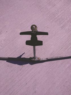 Latch & T lock. Teardrop trailer rear galley for Sale in Carson,  CA
