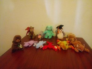 Ty beanie babies original for Sale in Columbus, OH