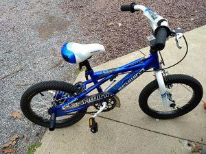 "Schwinn 16"" Burnout Hop on & Go Bicycle bike for Sale in Baden, PA"