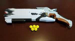 Nerf Overwatch RPNT gun for Sale in Columbus, OH