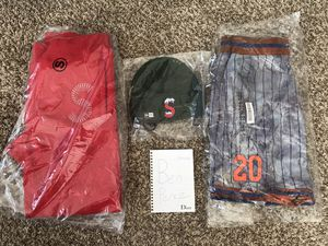 Supreme S Logo sweatpants and beanie FW20 for Sale in Vista, CA