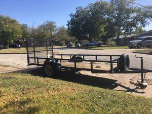 14 foot utility trailer. for Sale in Grand Prairie, TX