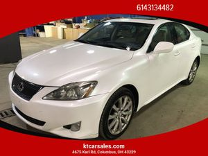 2007 Lexus IS 250 for Sale in Columbus, OH
