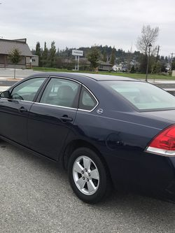Chevy Impala 2008 LT for Sale in Stanwood,  WA