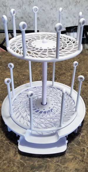 Bottle Drying rack for Sale in Claysville, PA