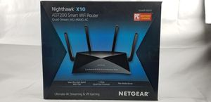 Netgear Nighthawk X10 R9000 router for Sale in West Sacramento, CA