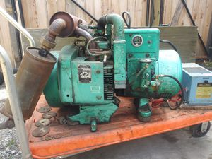 Onan electrical power plant and converter for RV for Sale in Auburn, WA