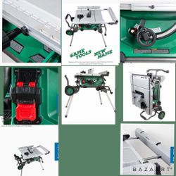 Portable Table Saw Brand New for Sale in Oklahoma City,  OK